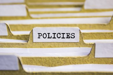 Reconciling Inconsistent Policy Documents through Rectification